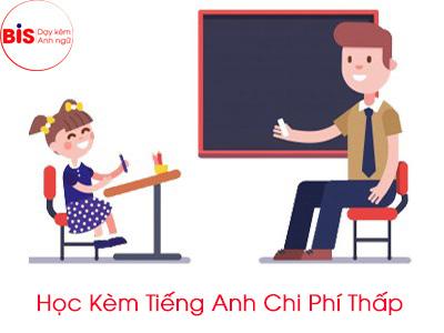 Tại trung tâm Dạy Kèm Tiếng Anh BIS, học viên được học tiếng Anh tích hợp giữa tiếng Anh phổ thông và tiếng Anh quốc tế với mức học phí rất hợp lý