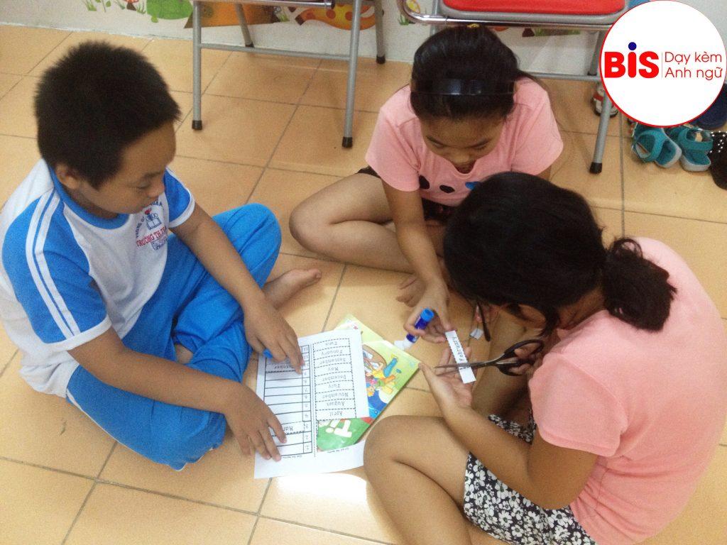 Học viên lớp Panda4